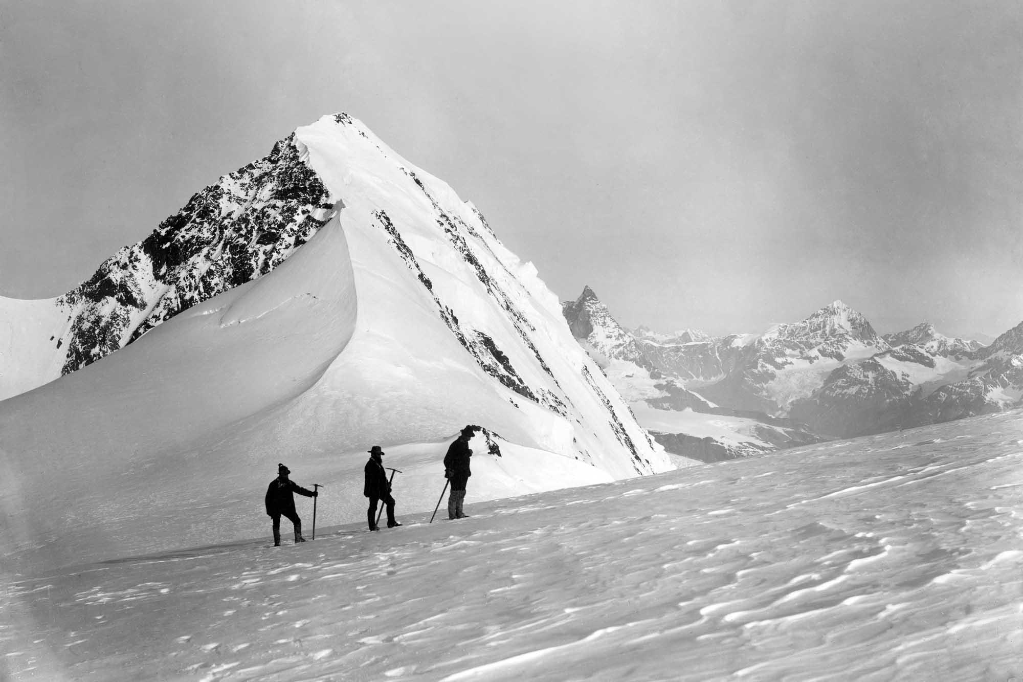 Vittorio Sella: gli occhi sulla montagna